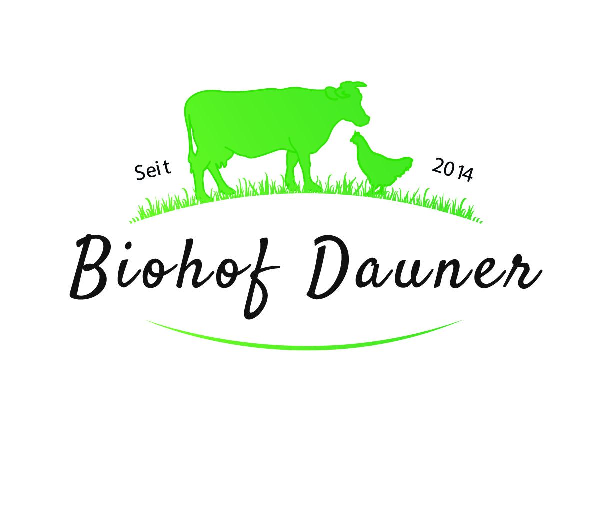 Biohof Dauner Logo